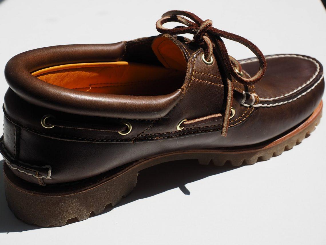chaussure mocassin