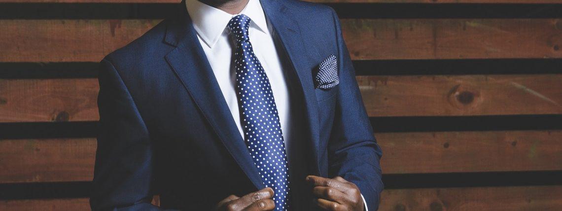 cravate homme stylé