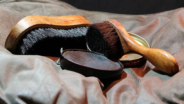 kit nettoyage chaussure