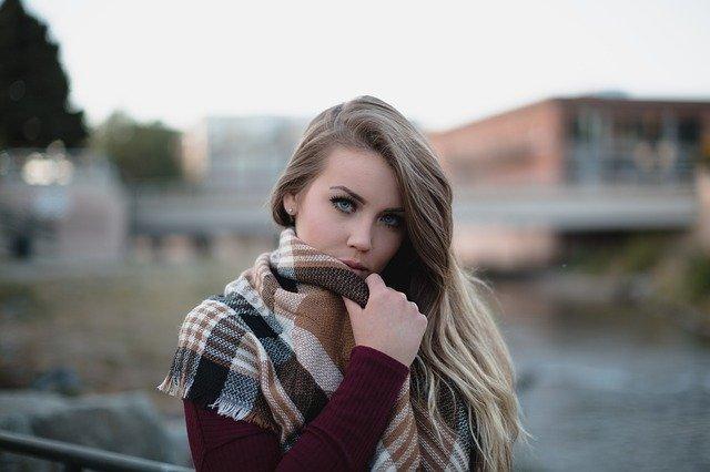 porter foulard