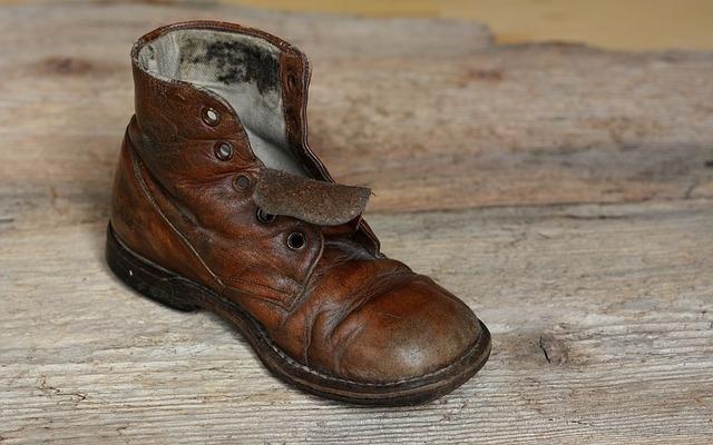 Qu'est-ce que l'empeigne d'une chaussure ?