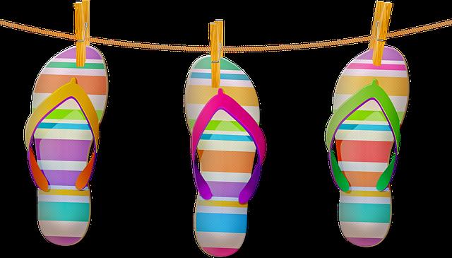 Comment détendre des sandales ?