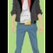 Comment porter un jean droit homme ?