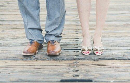 Quelle chaussette avec quelle chaussure ?
