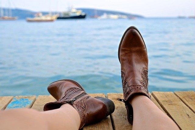 Quelle chaussure pour jeune homme ?
