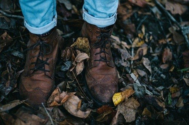 Quelle chaussure pour un homme ?