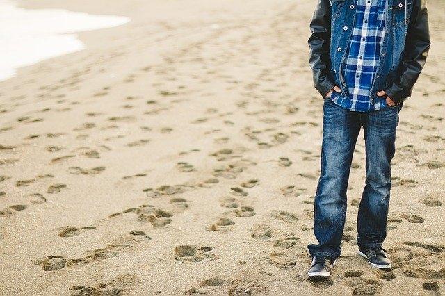 Quelle coupe de jean pour homme petit ?