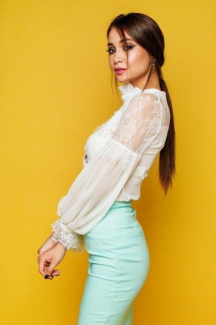 Quelle morphologie pour une jupe longue ?
