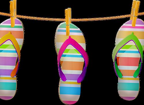 Quelle sandale quand on est petite ?