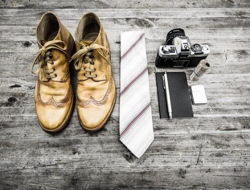 Quelles chaussures avec un smoking homme ?