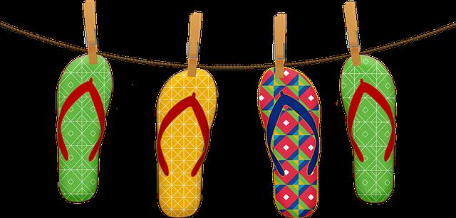 Quelles sandales pour grands pieds ?